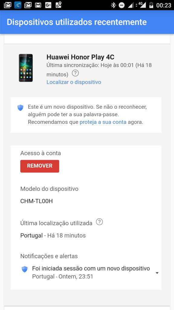 Identificação-Google