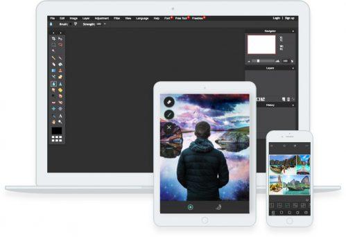 pixlr.com - Editor de imagens Web