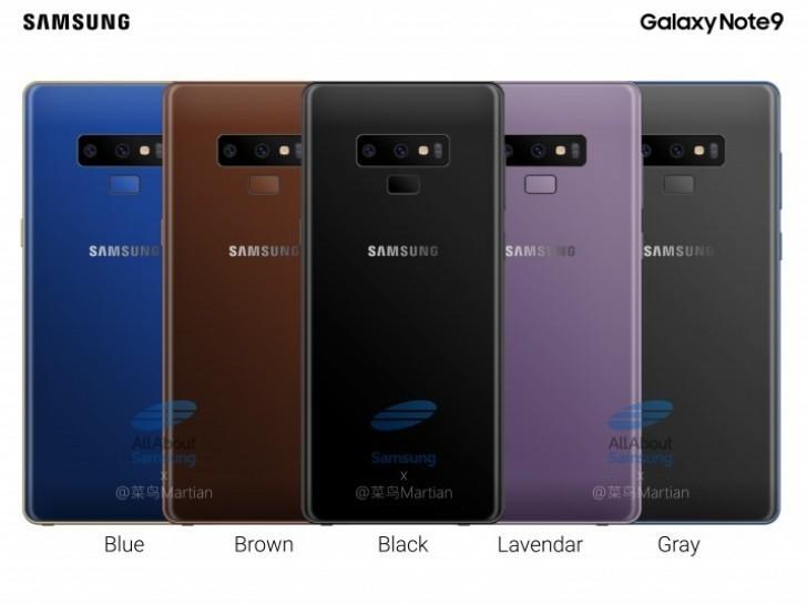 samsung-galaxy-note-9-render-colors